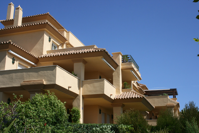 Apartment Terraces
